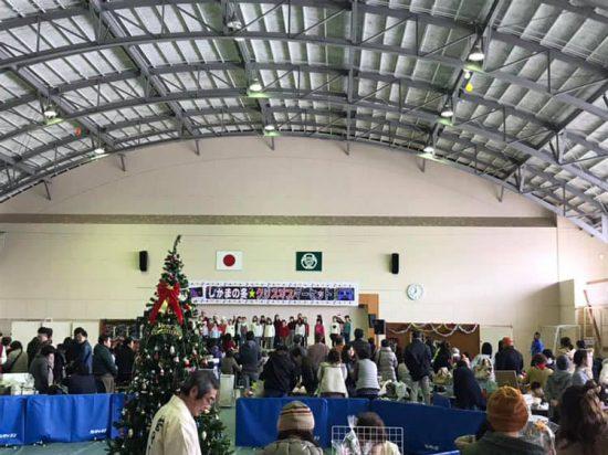 クリスマスマーケット201804